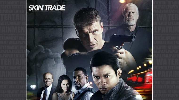 The Skin Trade Wallpapers