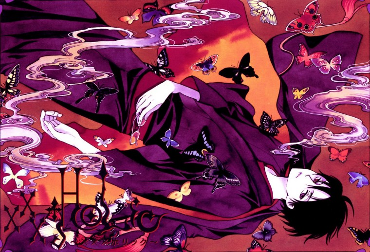 xxxHOLiC Wallpapers
