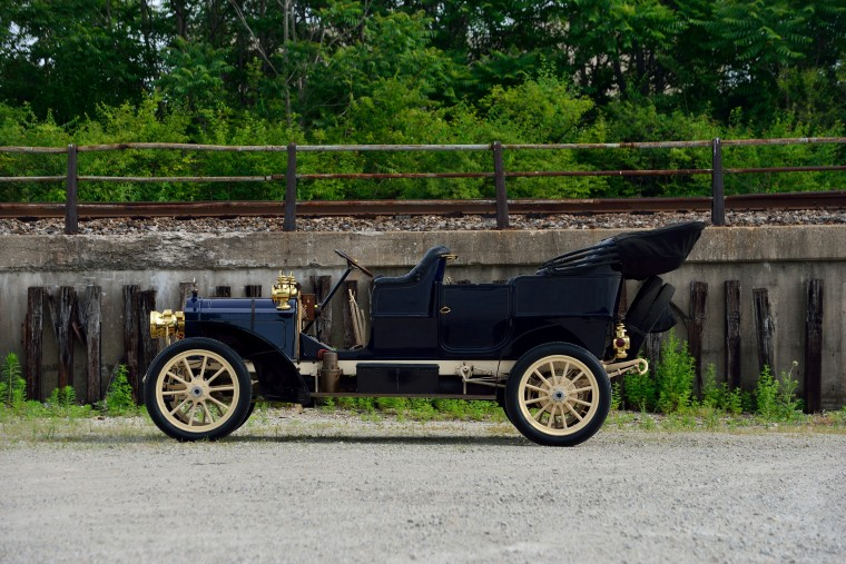 Packard 24 Model S Touring Wallpapers