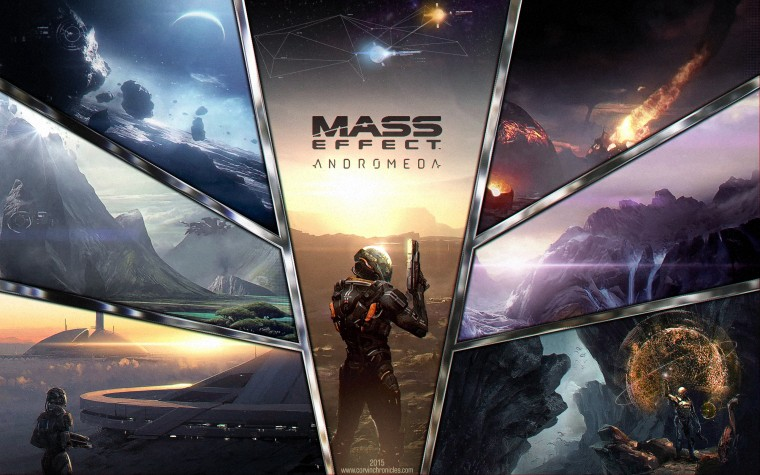 Mass Effect: Andromeda HD Wallpapers
