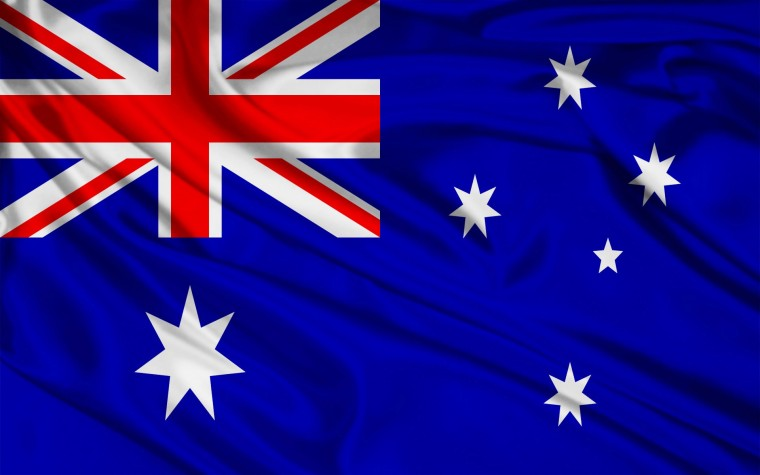Flag Of Australia Wallpapers