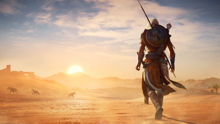 Assassin's Creed Origins HD Wallpapers