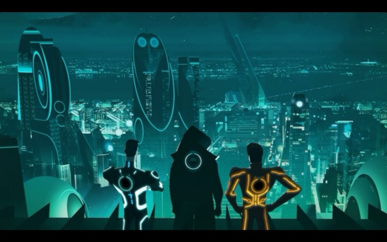Tron: Uprising Wallpapers