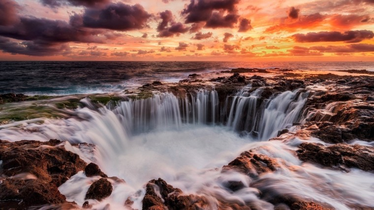 Thor's Well Wallpapers