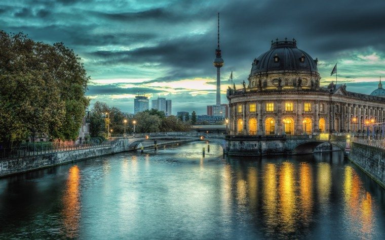 Bode Museum Wallpapers