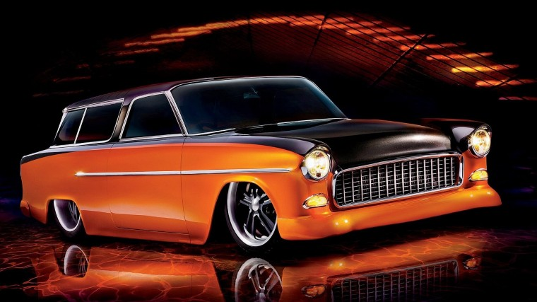 Chevrolet Nomad Wallpapers