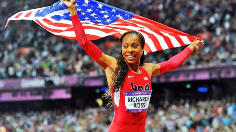Sanya Richards-Ross Wallpapers