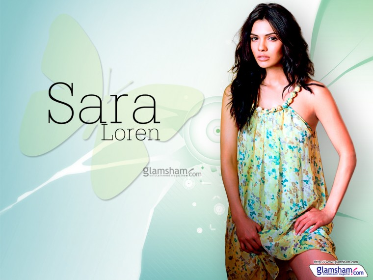 Sara Loren Wallpapers