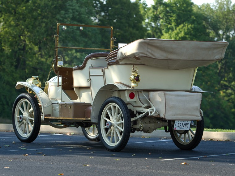 Packard Model 18 Touring Wallpapers