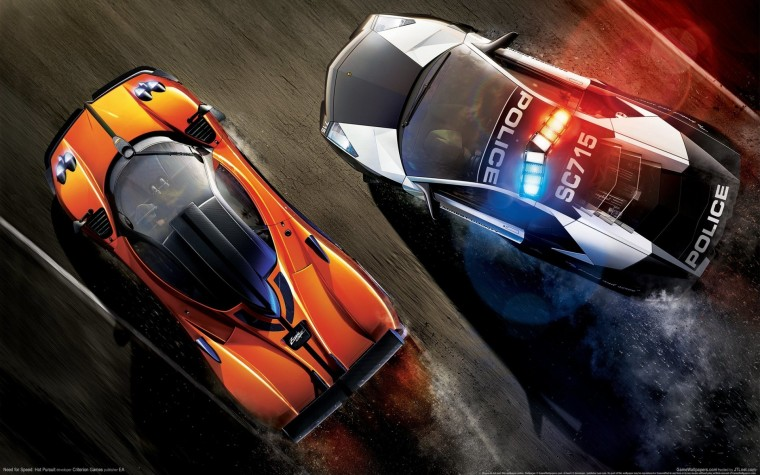 Need For Speed: Hot Pursuit HD Wallpapers