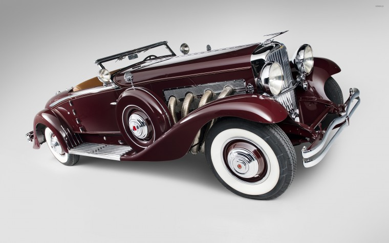 Duesenberg Model A Wallpapers