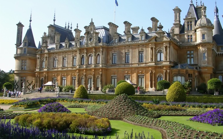 Waddesdon Manor Wallpapers