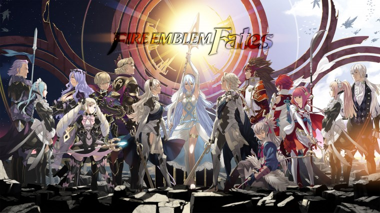 Fire Emblem Fates HD Wallpapers