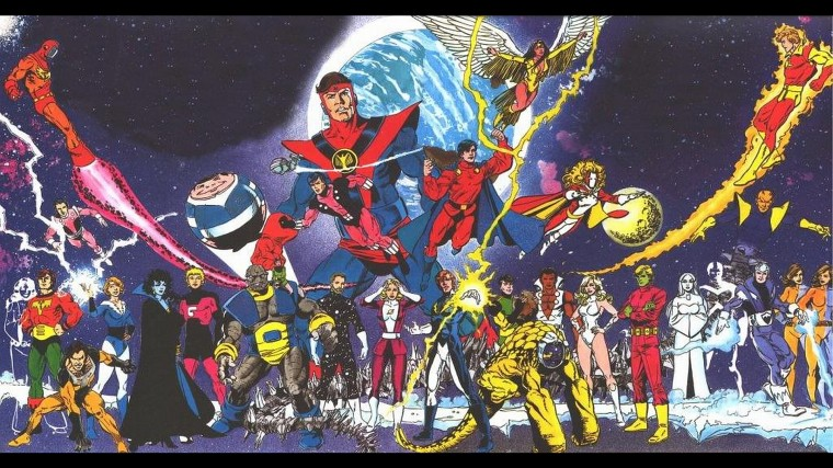 Legion of Super-Heroes Wallpapers