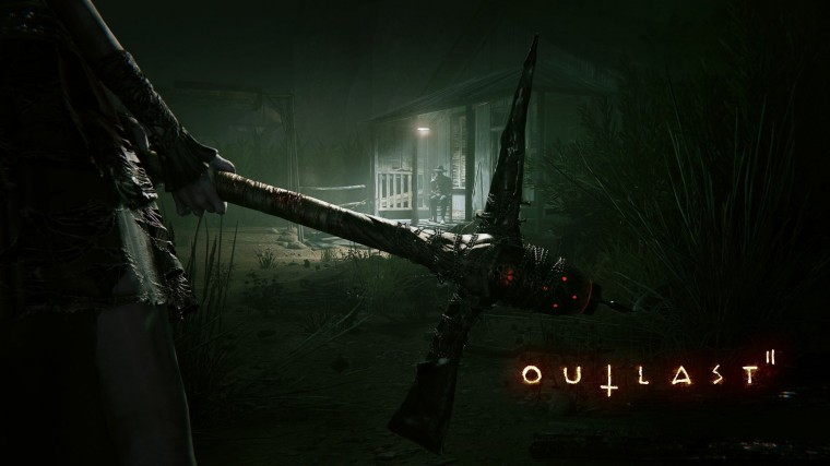 Outlast 2 HD Wallpapers