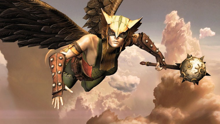 Hawkgirl Wallpapers
