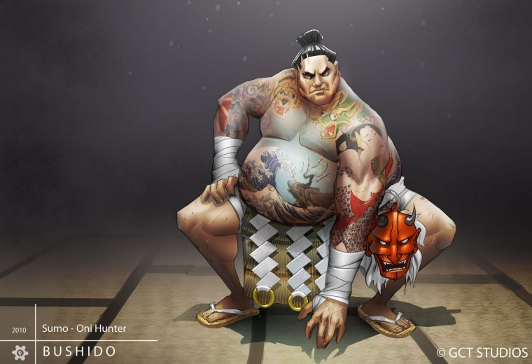 Sumo Wallpapers