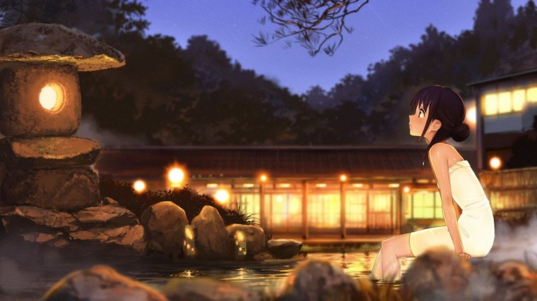 Hot Spring Wallpapers