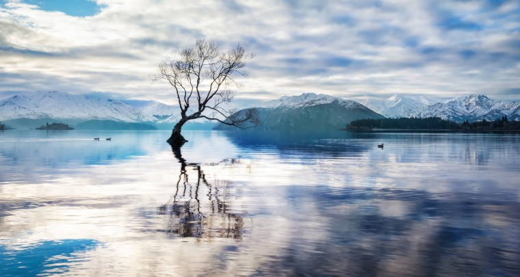 Lake Wanaka Wallpapers