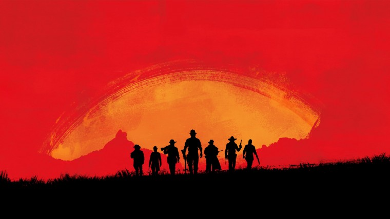 Red Dead Redemption 2 HD Wallpapers