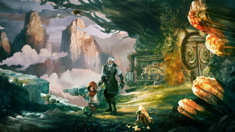 Silence: The Whispered World 2 HD Wallpapers