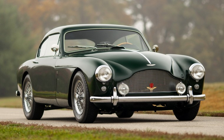 Aston Martin DB2 Wallpapers
