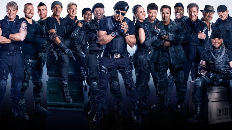 The Expendables 3 Wallpapers