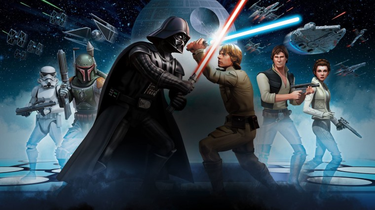 Star Wars: Galaxy of Heroes HD Wallpapers