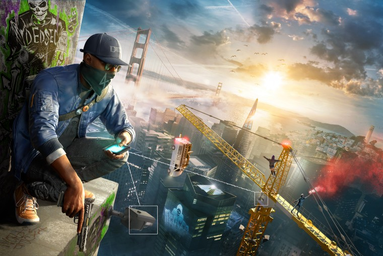 Watch Dogs HD Wallpapers