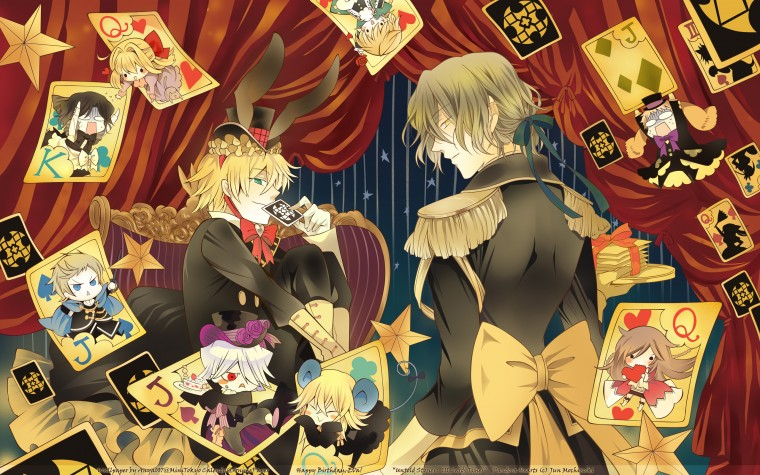 Pandora Hearts Wallpapers