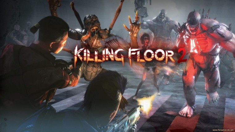 Killing Floor 2 HD Wallpapers