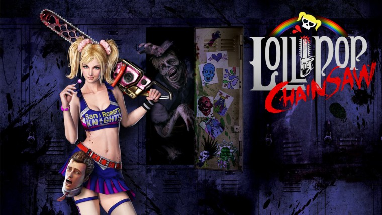 Lollipop Chainsaw HD Wallpapers