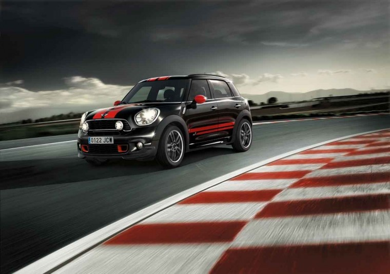 Mini Countryman John Cooper Works Wallpapers