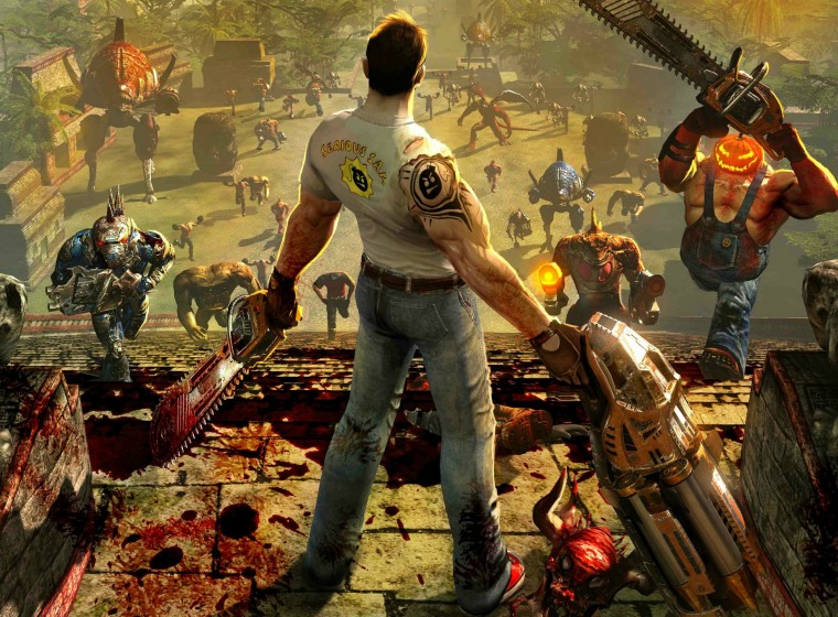Serious Sam HD Wallpapers