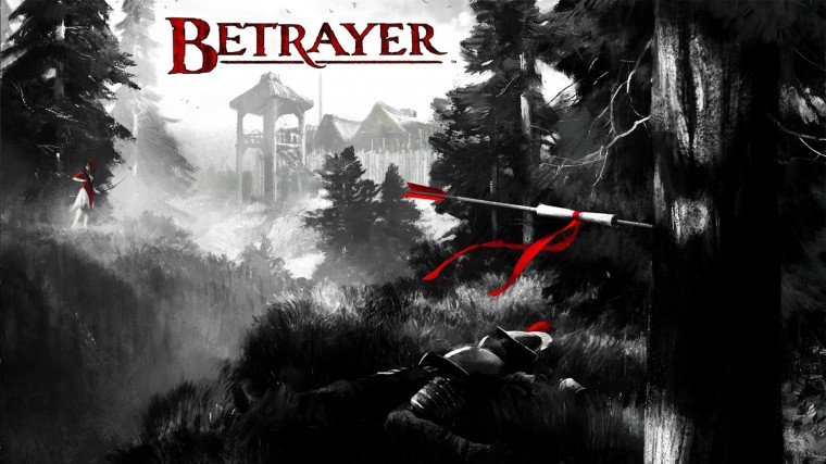 Betrayer HD Wallpapers