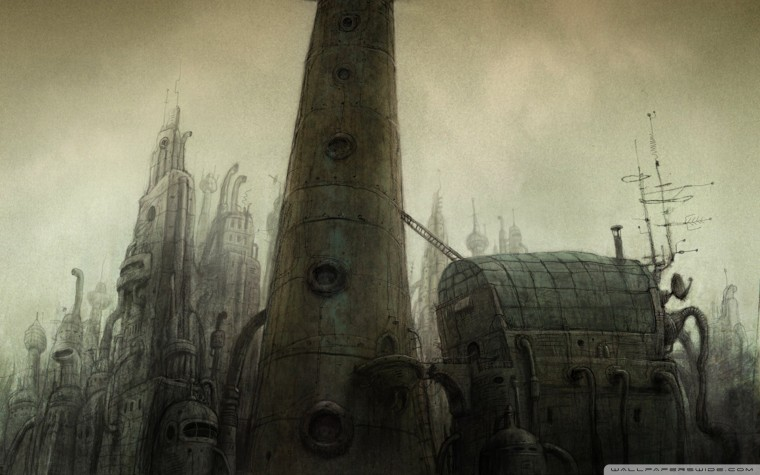 Machinarium HD Wallpapers