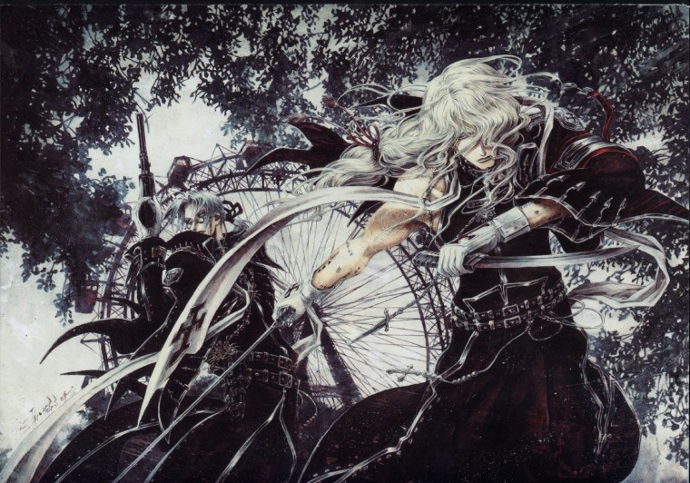 Trinity Blood Wallpapers