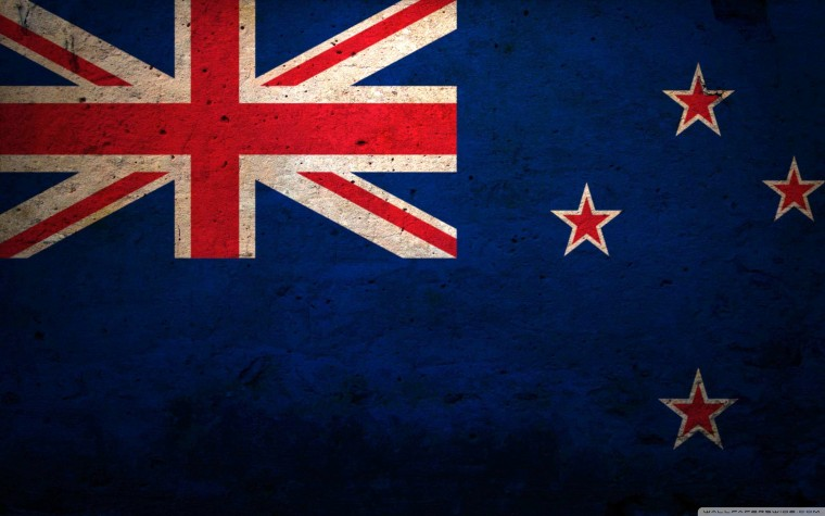 Flag of New Zealand Wallpapers
