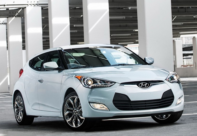 Hyundai Veloster Reflex Wallpapers