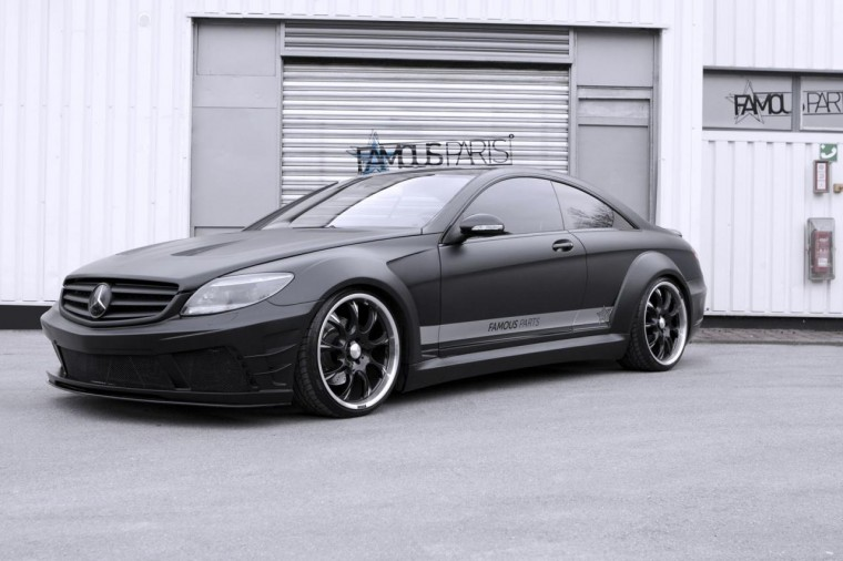 Mercedes-Benz Cl500 Wallpapers