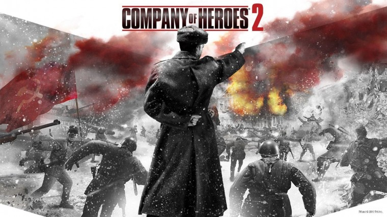 Company Of Heroes 2 HD Wallpapers