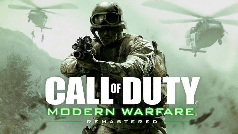 Call Of Duty 4: Modern Warfare HD Wallpapers