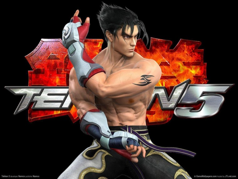 Tekken 5 HD Wallpapers