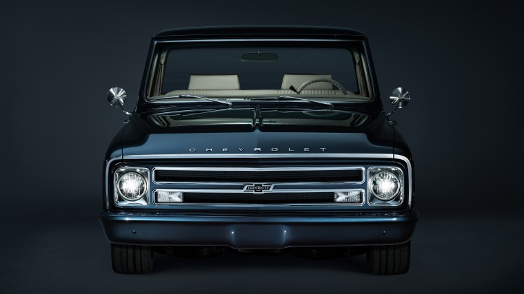 Chevrolet C10 Wallpapers
