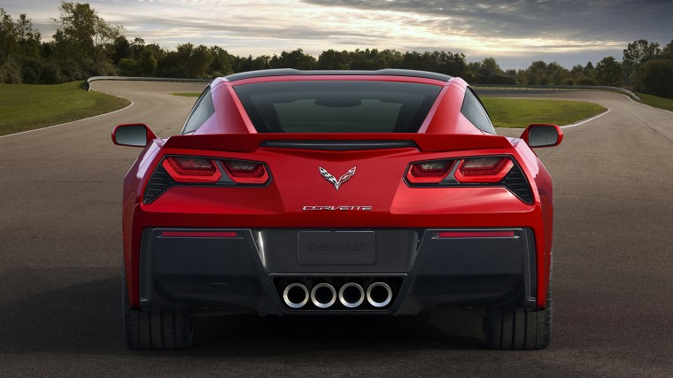 Chevrolet Corvette 427 Wallpapers