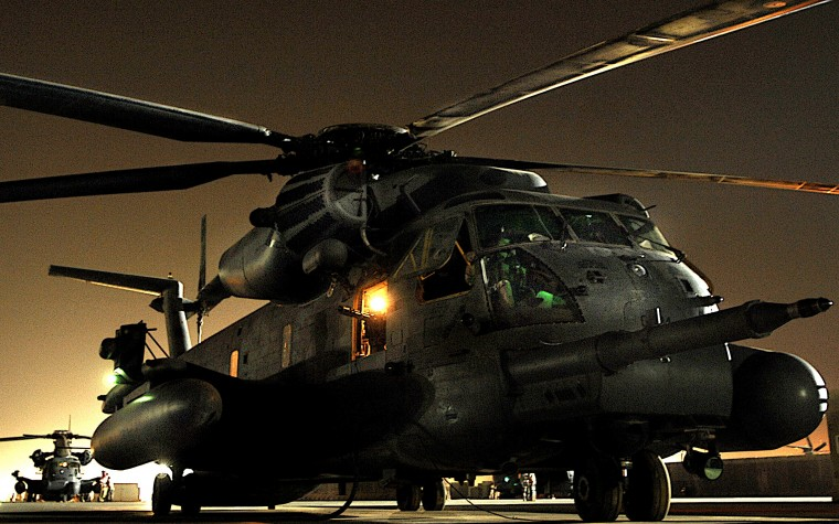 Sikorsky MH-53 Wallpapers