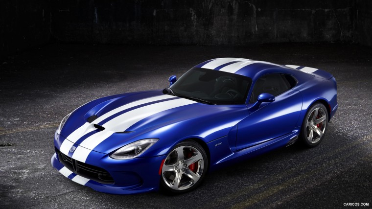 Dodge SRT Viper GTS Launch Edition Wallpapers