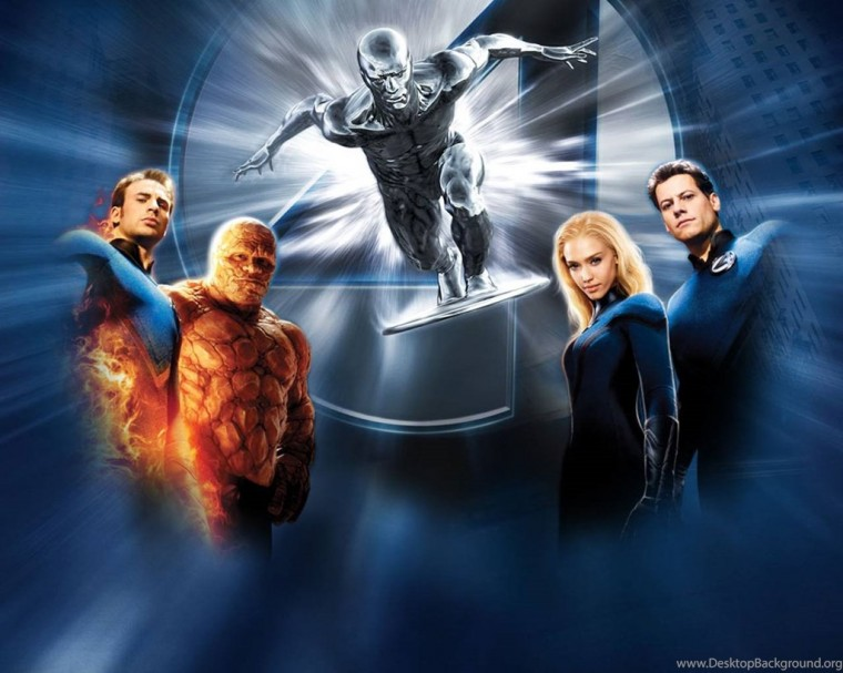 Fantastic 4: Rise of the Silver Surfer Wallpapers