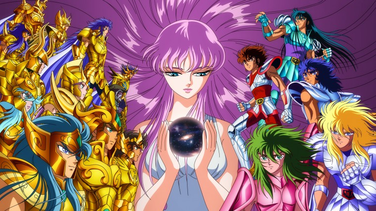 Saint Seiya Wallpapers