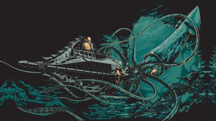20,000 Leagues Under The Sea Wallpapers
